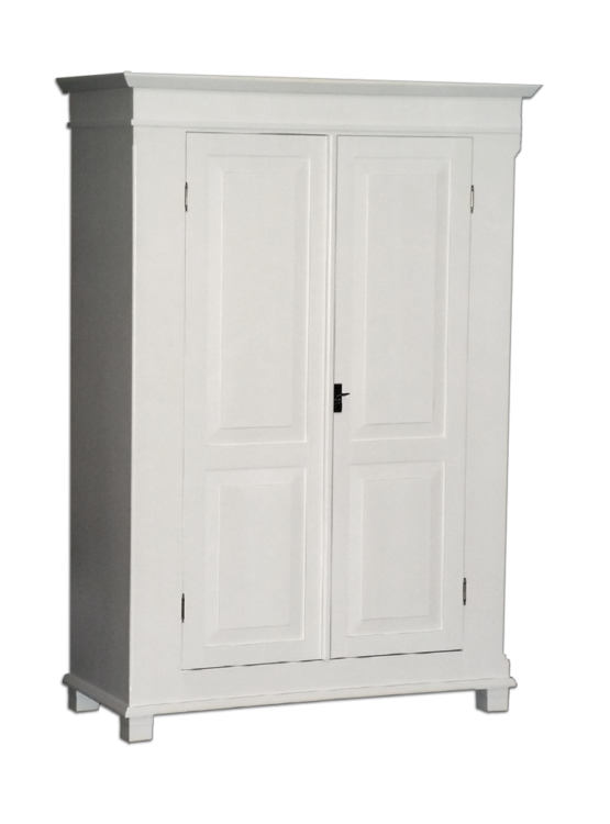 Peasant wardrobe w 2 doors